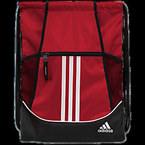 adidas Alliance II Sackpack - Power Red - IMAGE 1