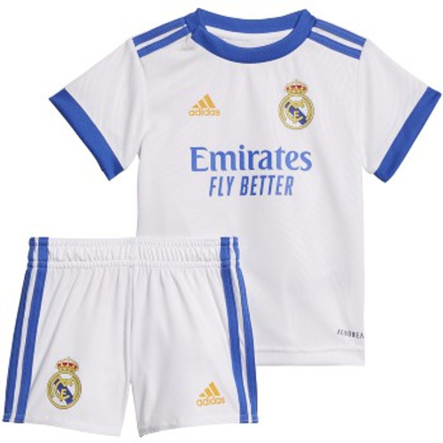 adidas Real Madrid Home  BabyKit 21/22
