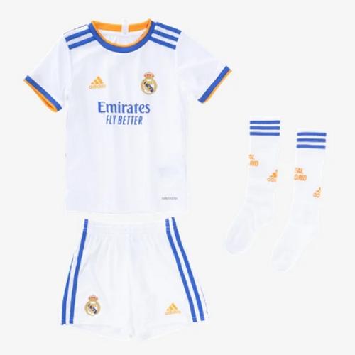 adidas Real Madrid Mini Home Kit 21/22