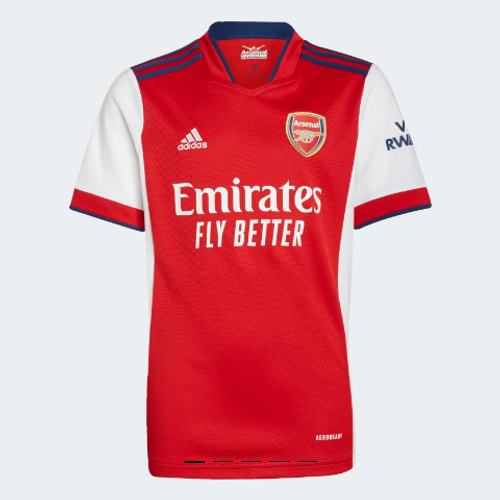 adidas Youth Arsenal Home Jersey 21/22