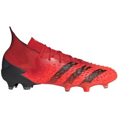 adidas Predator Freak .1 FG - Solar Red/Core Black