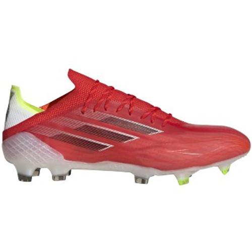 adidas X Speedflow.1 FG - Red/Feather White/Solar Red