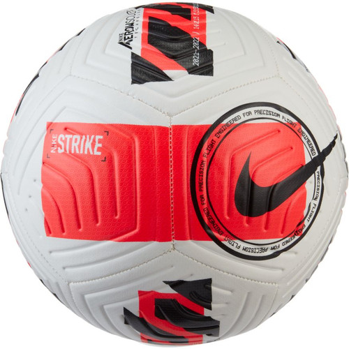Nike Strike Ball - White/Crimson/Black