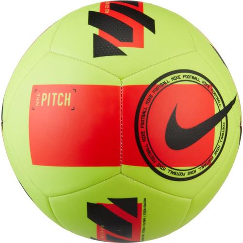 Nike Pitch Ball - Volt/Crimson/Black