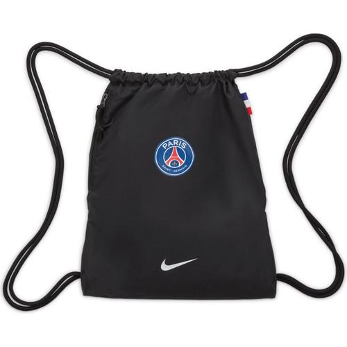 Nike Paris St. Germain Stadium Gymsack - Black/White