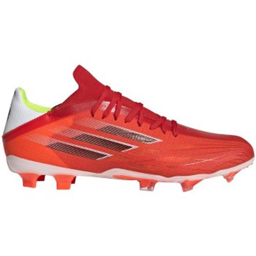 adidas X Speedflow.2 FG - Red/Black/Solar Red