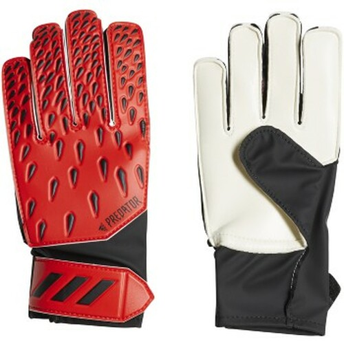 adidas Predator Training GK Glove Jr - Solar Red/Black