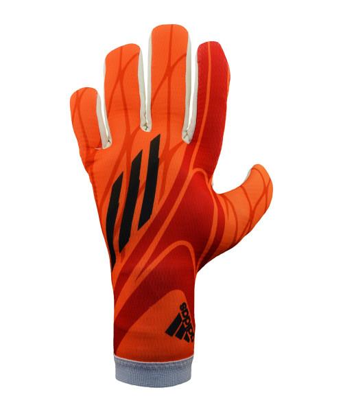adidas X Training GK Gloves - Solar Red/Black/White