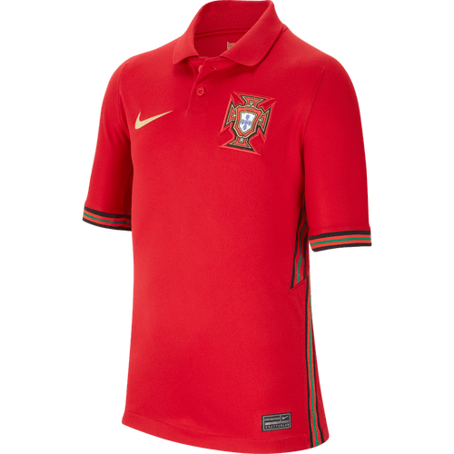 Nike Portugal Youth Home Jersey 2020