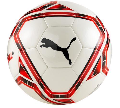 PUMA TeamFinal 21.6 MS Ball - White/Red