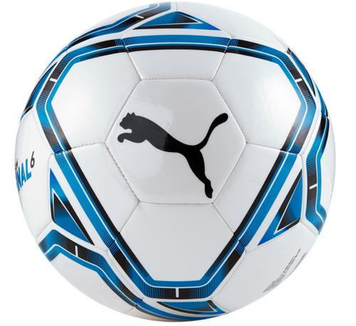 PUMA TeamFinal 21.6 MS Ball - White/Electric Blue
