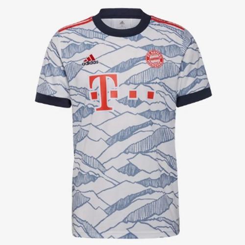 adidas Bayern Munich Third Jersey 21/22