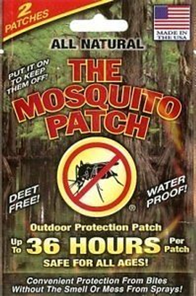 The Mosquito Patch - IMAGE 1