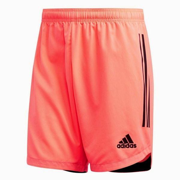 adidas Youth Condivo 20 Short -  Signal Coral/Black