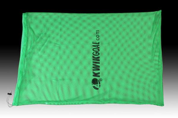 KWIKGOAL Hi-Vis Equipment Bag - Hi-Vis Green - IMAGE 1