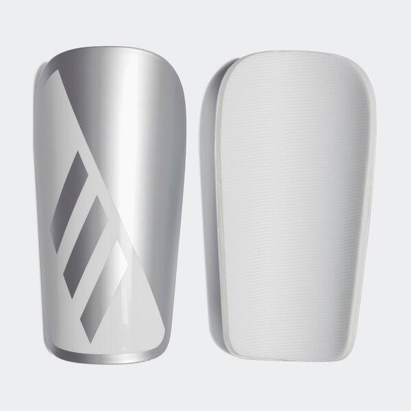 adidas X Lesto Shinguard - Silver/White - IMAGE 1