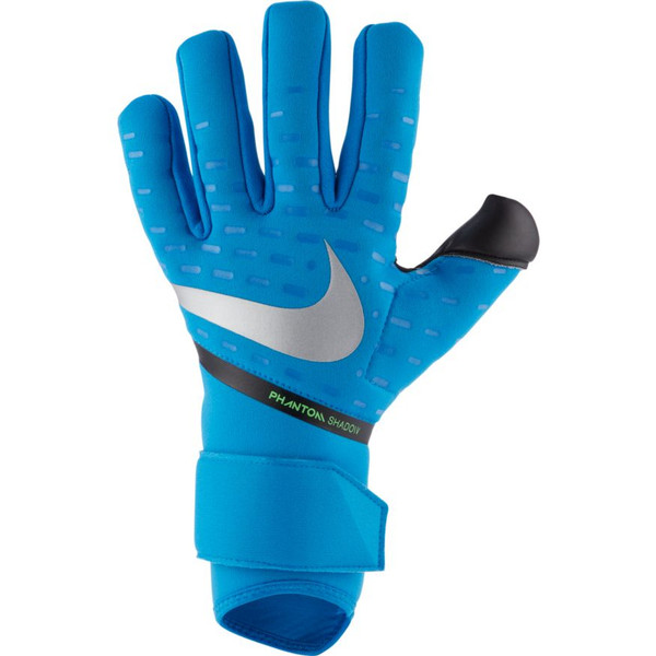 Nike Phantom Shadow GK Glove - Blue/Black/Silver - IMAGE 1