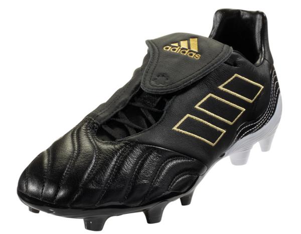 adidas Copa Kapitan .2 FG - Black/Black/Gold - IMAGE 1