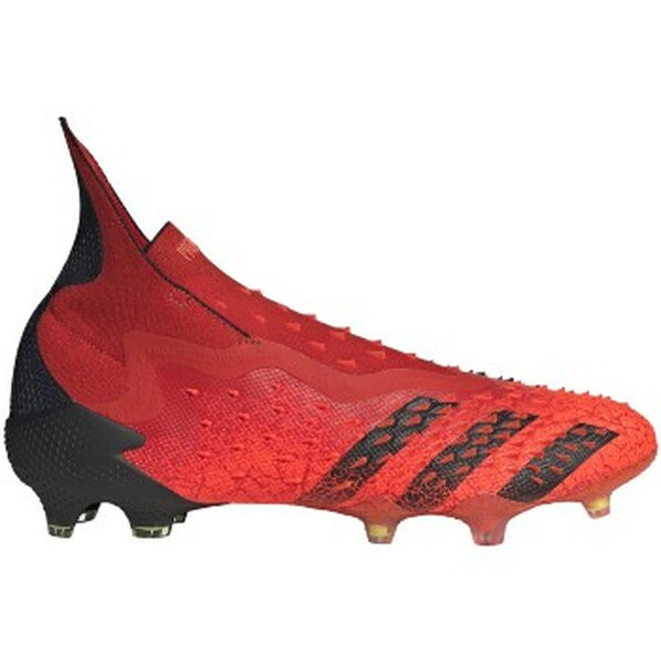 adidas Predator Freak + FG - Red/Core Black