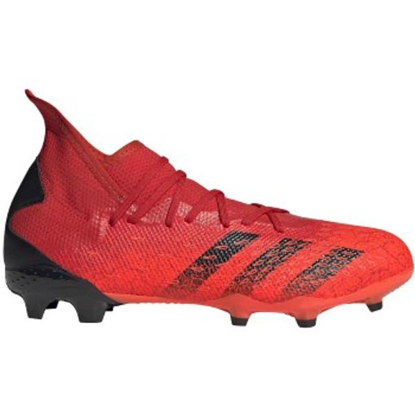 adidas Predator Freak.3 FG -  Solar Red/Black