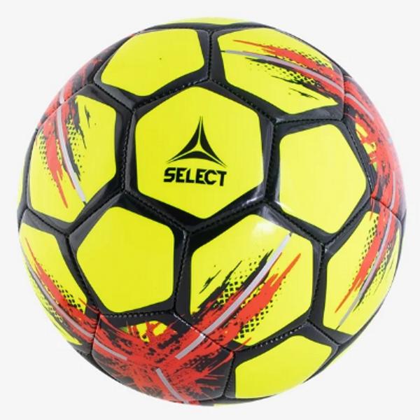 Select Classic Soccer Ball v21- Yellow