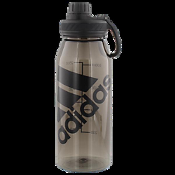 adidas SuperLite 1L Plastic Bottle - Black/Black