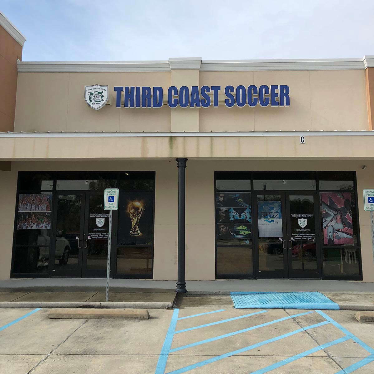 Third Coast Soccer Baton Rouge
