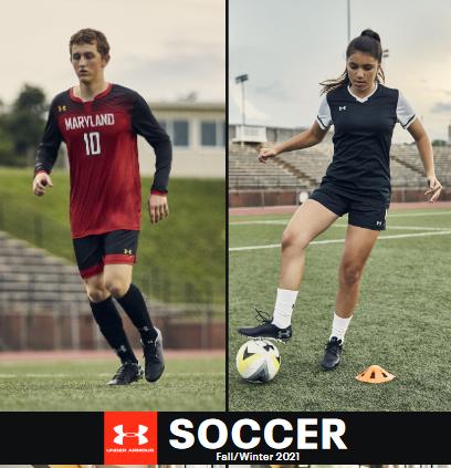 Under Armor Unisex Spring Summer 2021 Soccer Uniforms