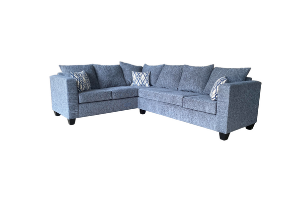 Marcos Charcoal Sectional