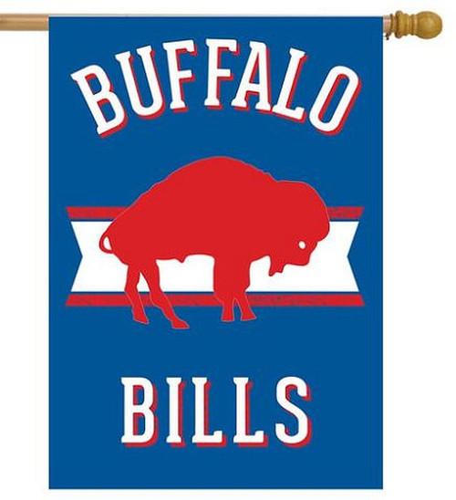 Buffalo Bills Retro Flag