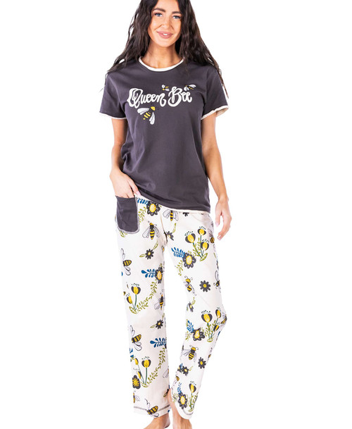 Lazy One Queen Bee Pajamas