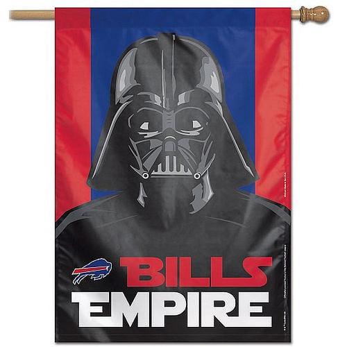 buffalo bills darth vader flag