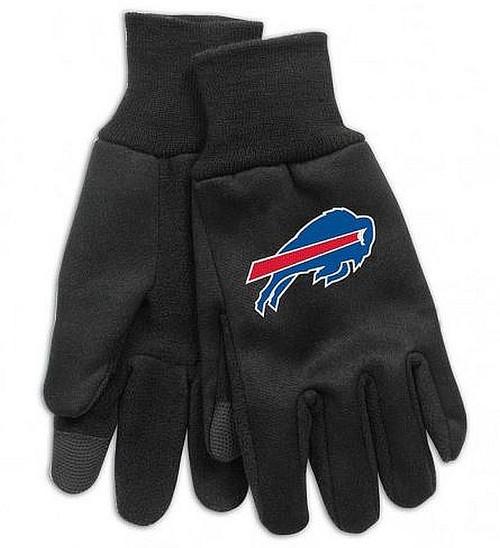 buffalo bills gloves