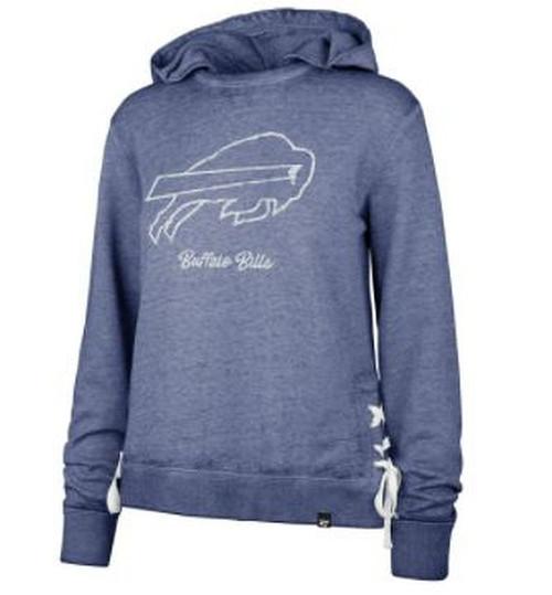 Buffalo bills ladies hoodie