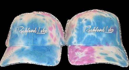 rushford lake tie dye cap
