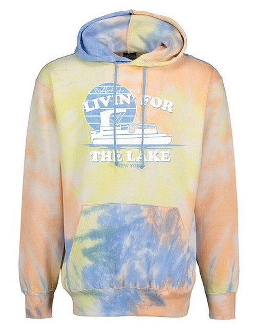 Livin for the Lake Hoodie