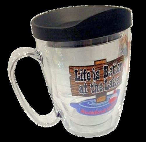 Rushford Lake Tervis Mug