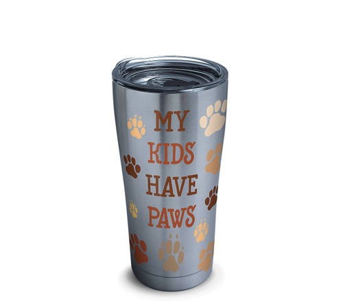 My Kids Have Paws Tervis Tumbler