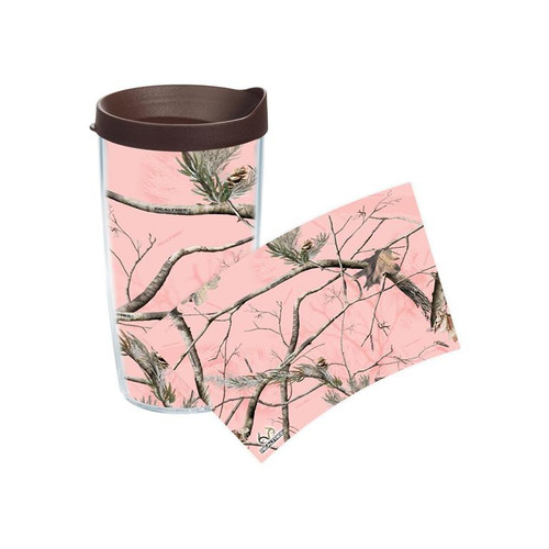 RealTree  Pink Tervis Tumbler