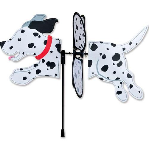 Dalmatian Petite Wind Spinner