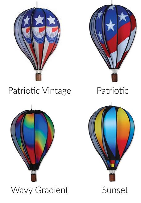 "22"" Hot Air Balloons"