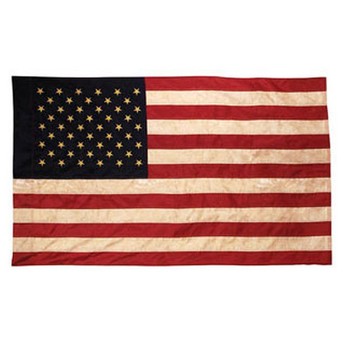 USA Tea Stained House Flag