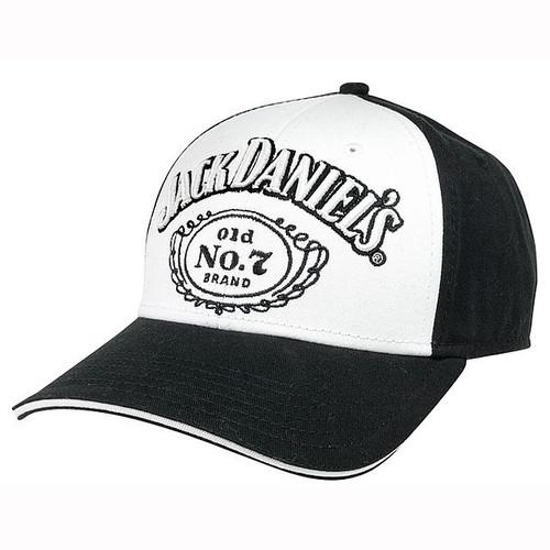 Jack Daniels Black & White Arnett Hat