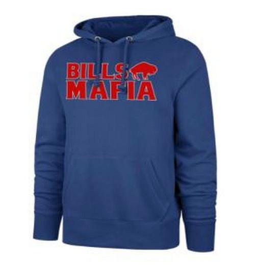 Buffalo Bills Mafia Hoodie