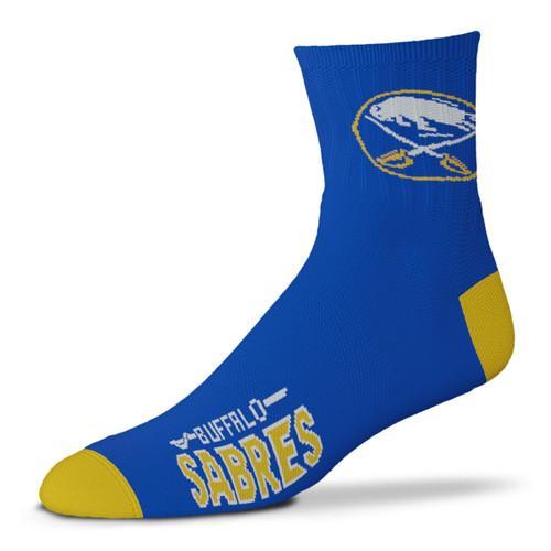Buffalo Sabres Color Socks
