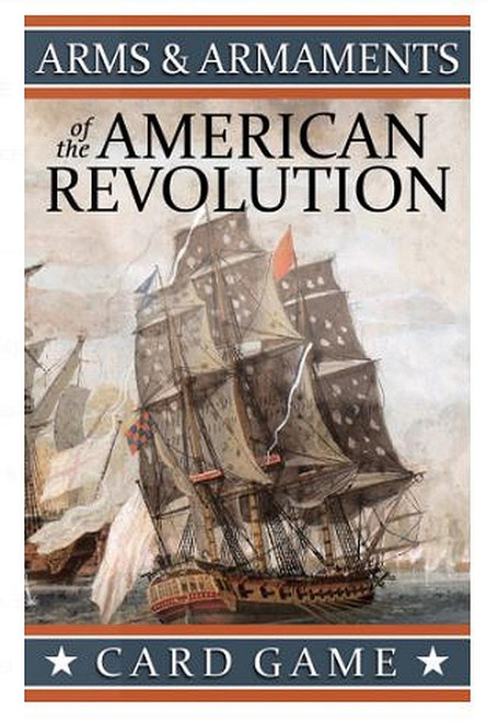 Arms & Armaments of the American Revolution Playing Cards