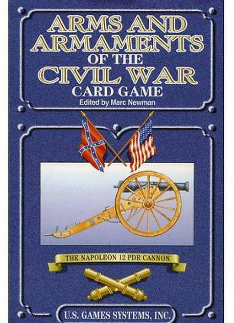 Arms and Armaments of the Civil War Playing Cards