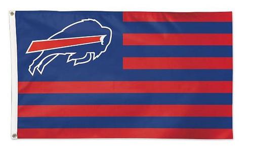 buffalo bills Americana patriotic flag