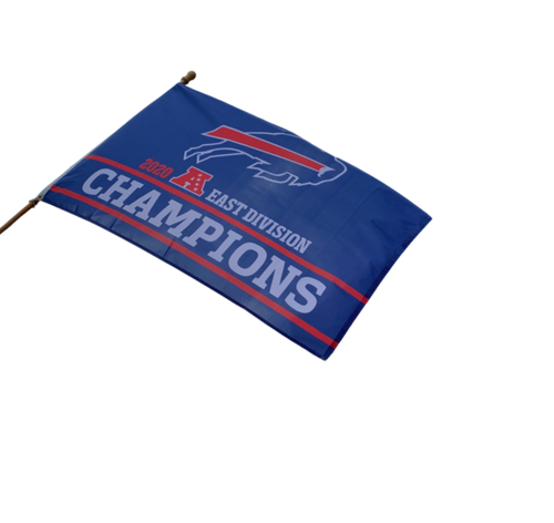 Buffalo Bills A East Champion Flag