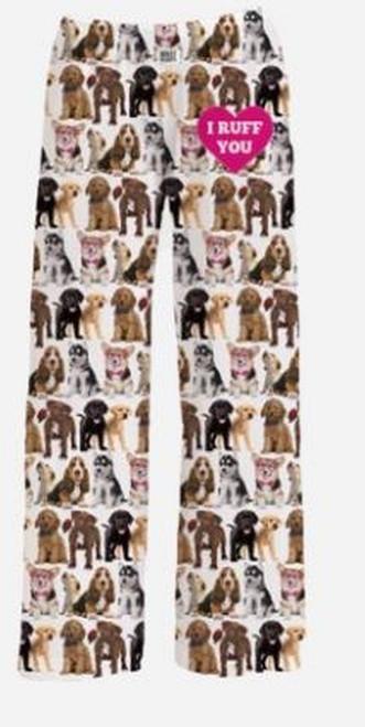 i ruff you pajama lounge pants